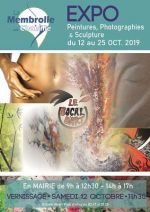 Exposition  le bocal de l'art
